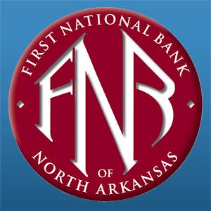 First National Bank of North Arkansas Logo